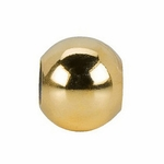 8mm Kera™ Yellow Gold Filled Smart Bead