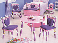 Always a Princess - Furniture Set