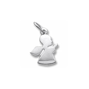 Angel Charm by Forever Charms - Personalized