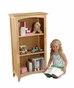 Avalon Bookshelf with 3 Shelves - click to Enlarge