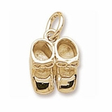 Baby Shoes Charms
