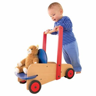 Baby Walker Wagon