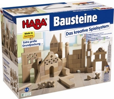 Basic Building Blocks - Extra Large Set