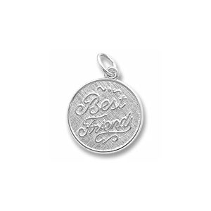 Best Friends Charm by Forever Charms - Personalized