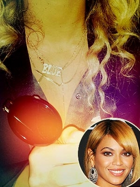 Beyoncé Nameplate Necklace