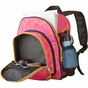 Big Dots Hot Pink Pack 'n Snack Kids Backpack - click to Enlarge
