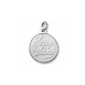 Birthday Charm by Forever Charms - Personalized
