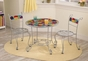 Bistro Table & 2 Chair Set - click to Enlarge