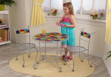 Bistro Table & 2 Chair Set