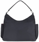 Black Twill Lotus Baby Bag by Amy Michelle - click to Enlarge