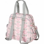 Brittany Backpack Modern Floral Diaper Bag by Bumble Bags - click to Enlarge