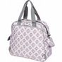 Brittany Backpack Sweet Blush Montage Diaper Bag by Bumble Bags - click to Enlarge