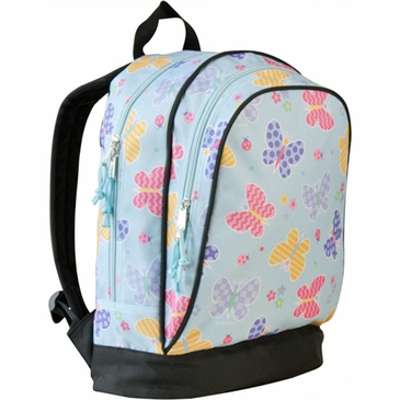 Butterfly Garden Kids Backpack