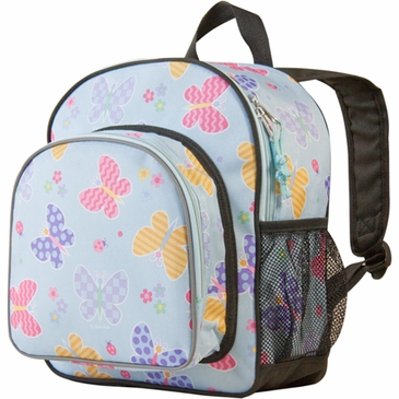 Butterfly Garden Pack 'n Snack Kids Backpack