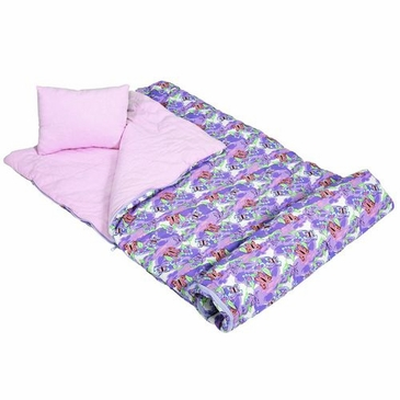 Butterfly Kids Sleeping Bag