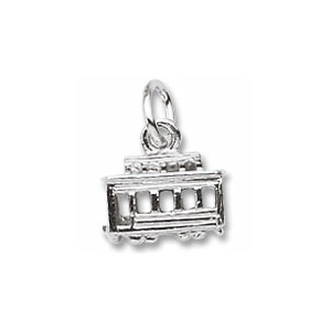 Cable Car Charm by Forever Charms