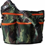 Camouflage Diaper Dude Bag