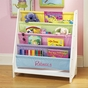 Canvas Book Display - Primary or Pastel - click to Enlarge