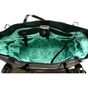 Canvas Khaki/Black Diaper Bag by Nest - click to Enlarge