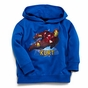 Cartoon Hero Personalized Kids Hoodie - click to Enlarge