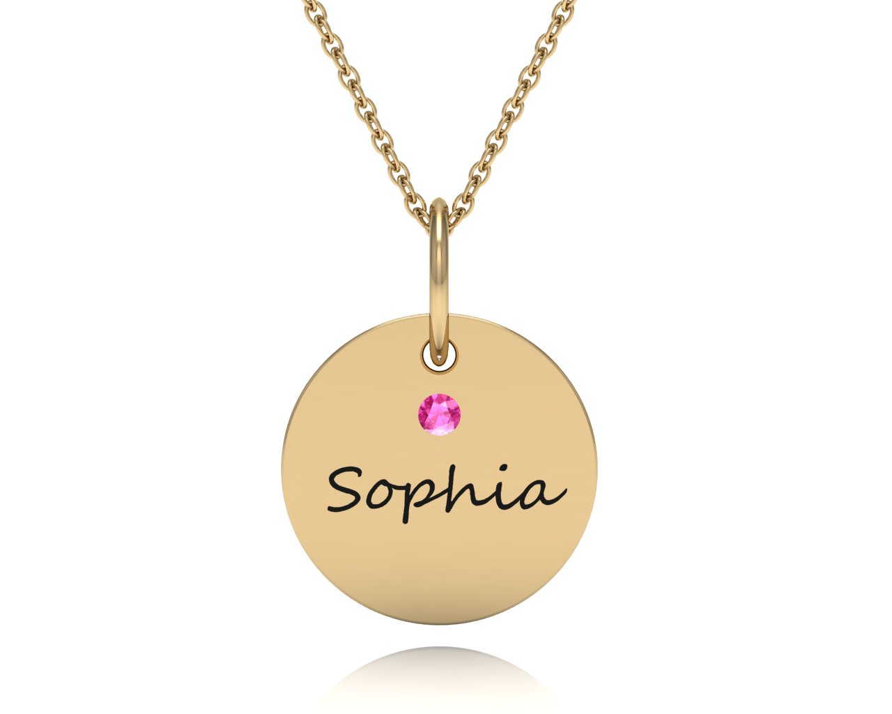 chains name ip girls personalized engraved baby tone com walmart necklace gold bar