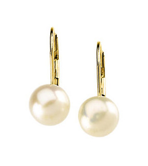 Chic Pearl Earrings
