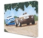 Classic Roadster I Stretched Art Personalized by Dish and Spoon - click to Enlarge