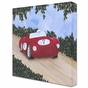 Classic Roadster IV Stretched Art Personalized by Dish and Spoon - click to Enlarge