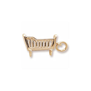 Cradle Charm by Forever Charms