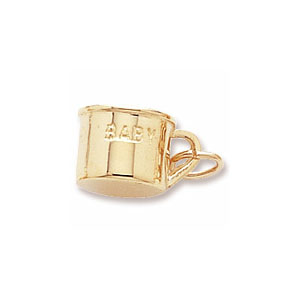 "Cup Charm with ""Baby"" by Forever Charms"