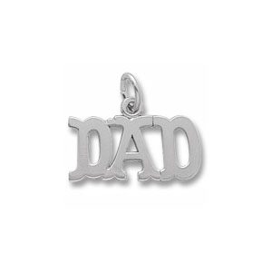 Dad Charm by Forever Charms