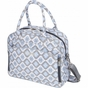 Dana Daytripper Sky Blue Montage Diaper Bag by Bumble Bags - click to Enlarge