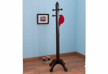 Deluxe Clothes Pole - Espresso