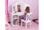 Deluxe Vanity & Chair - click to Enlarge
