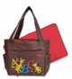 Dr. Seuss Abc Tulip Diaper Tote Bag - click to Enlarge