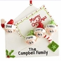 Elf Surprise Family Ornament - click to Enlarge