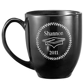 Engraved Graduation Power Mug