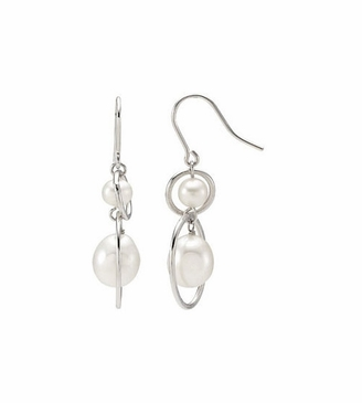 Exquisite Freshwater pearl earrings