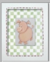 Farmer Frankie - Pig Framed Canvas Wall Art - click to Enlarge
