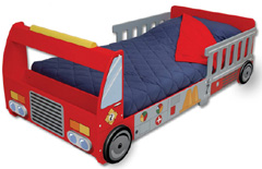 Fire Station Bedroom Collection