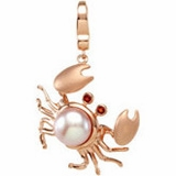 Freshwater Cultured Pearl Charms