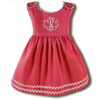 Garden Princess Dress Camellia with Baby's Breath Trim