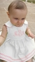 Garden Princess Dress with Orchid Trim - click to Enlarge
