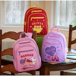 Girls Backpack with Personalized Design