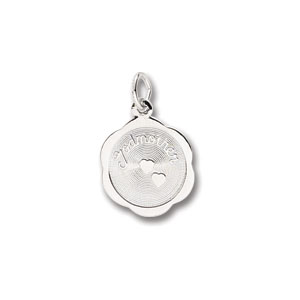 Godmother Charm by Forever Charms - Personalized