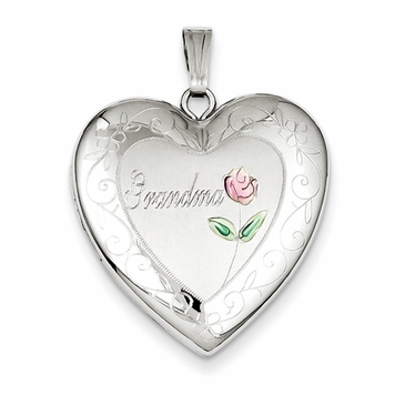 Grandma Rose Locket