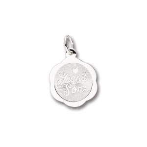 Grandson Charm by Forever Charms - Personalized