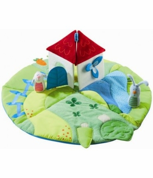 HABA Discoverer's Meadow Play Rug
