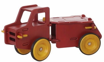 HABA Moover Dump Truck Red
