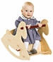 HABA Moover Rocking Horse Natural - click to Enlarge